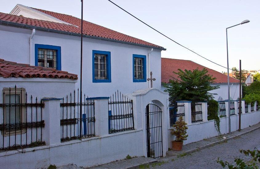 Bozcaada Gezilecek Yerler | Rum Mahallesi