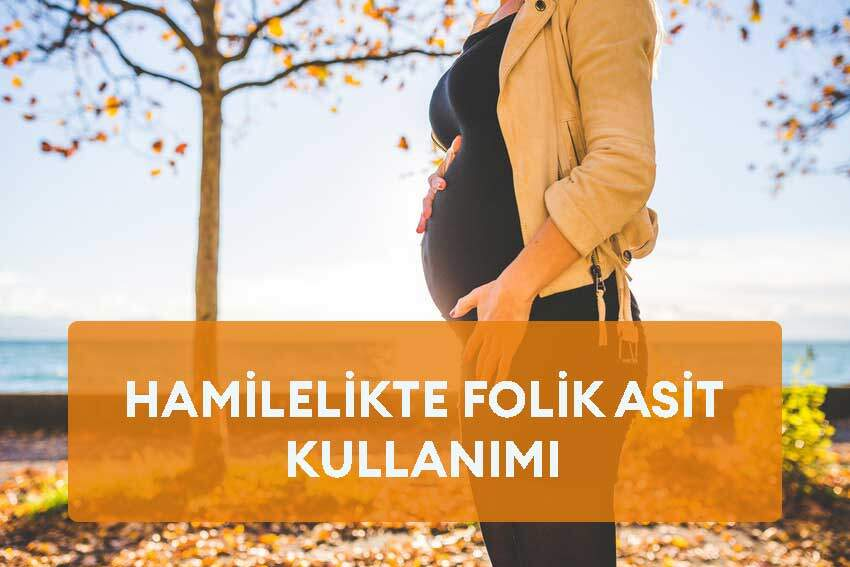 hamilelikte folik asit kullanimi