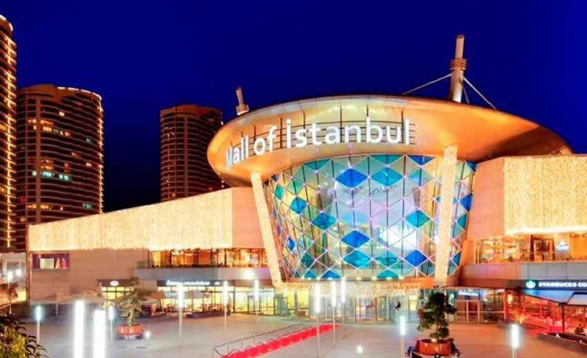 Mall of İstanbul Nerede?