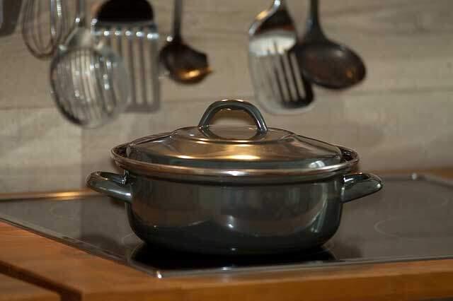 Çelik Tencere ile Yemek Pişirme