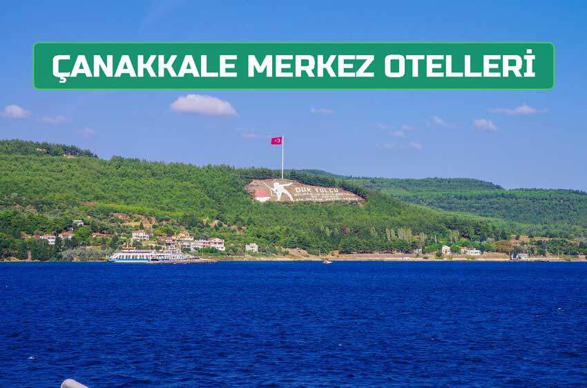 canakkale merkez otelleri