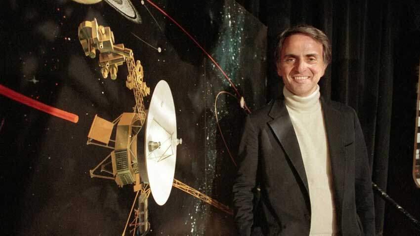 Carl Sagan Bilim