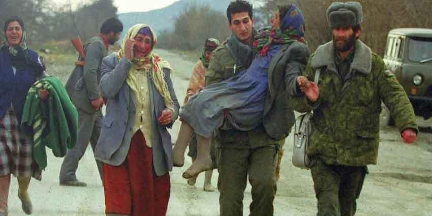 Hocalı Soykırımı Azerbaycan