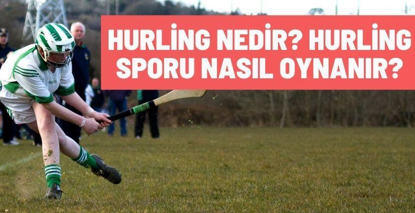 hurling nedir hurling sporu nasil oynanir