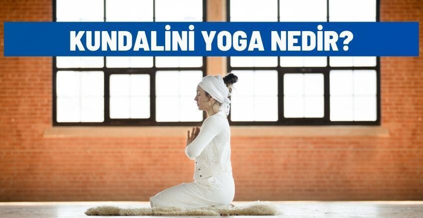 kundalini yoga nedir