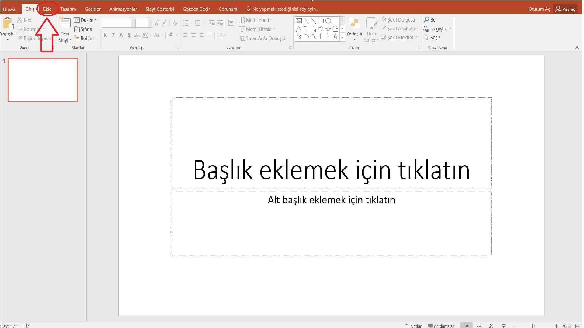 Powerpoint Sunum Hazırlama 4