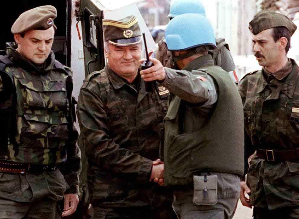 Srebrenitsa Katliamı Sorumluları