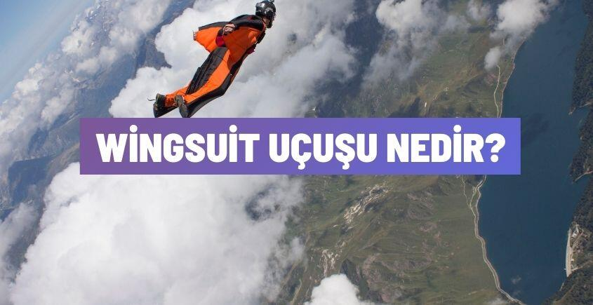 wingsuit ucusu nedir