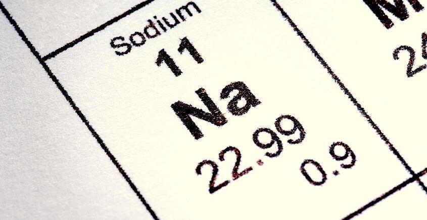 sodyum ph degeri