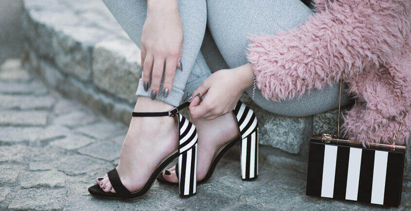 Topuklu Ayakkabı Nasıl Rahat Giyilir?