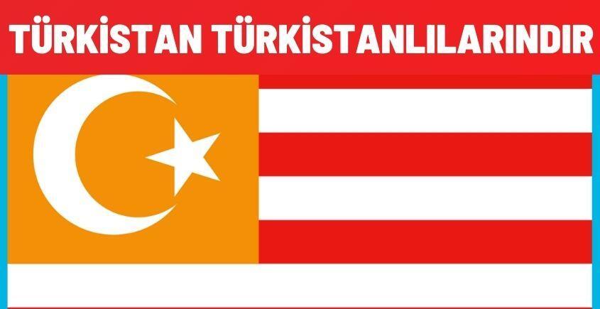 turkistan turkistanlilarindir